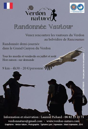 Flyer Rando Vautour
